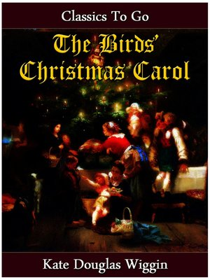 cover image of The Birds' Christmas Carol