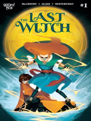 cover image of The Last Witch, Issue 1