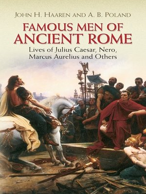 cover image of Famous Men of Ancient Rome