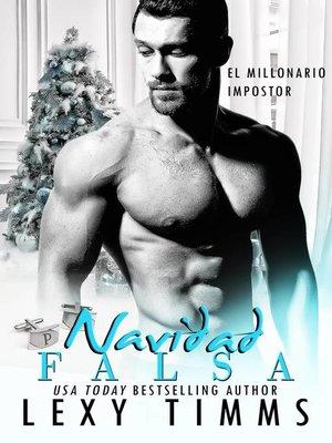 cover image of Navidad Falsa