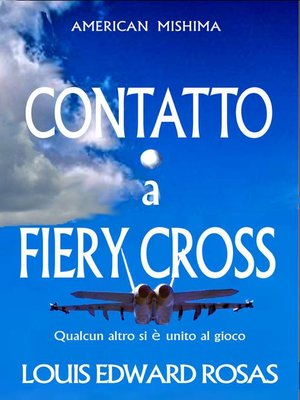 cover image of Contatto a Fiery Cross