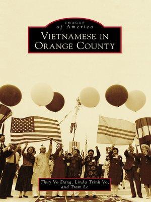 cover image of Vietnamese in Orange County