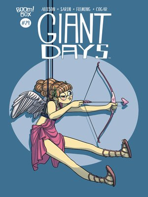 cover image of Giant Days (2015), Issue 29