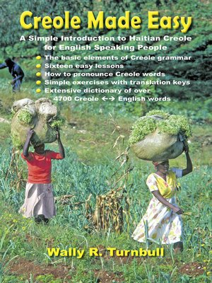 cover image of Creole Made Easy