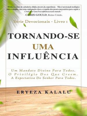 cover image of Tornando-se uma Influência