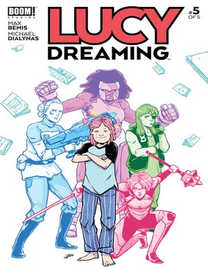 cover image of Lucy Dreaming (2018), Issue 5