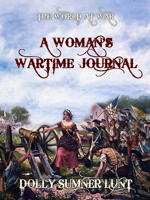 cover image of A Woman's Wartime Journal