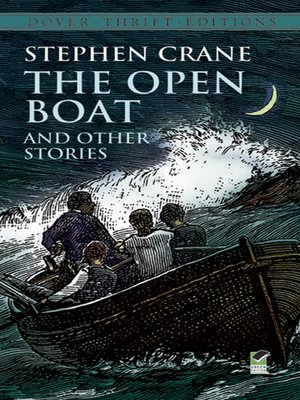 cover image of The Open Boat and Other Stories
