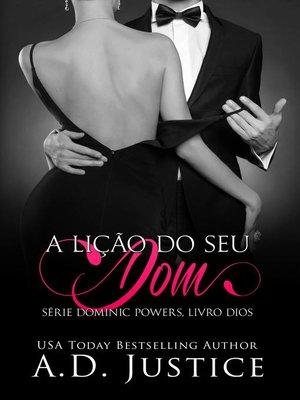 cover image of A Lição do Seu Dom