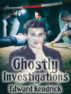 cover image of Ghostly Investigations