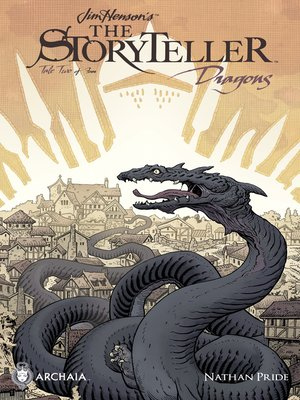 cover image of The Storyteller: Dragons (2015), Issue 2