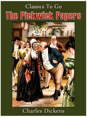cover image of The Pickwick Papers