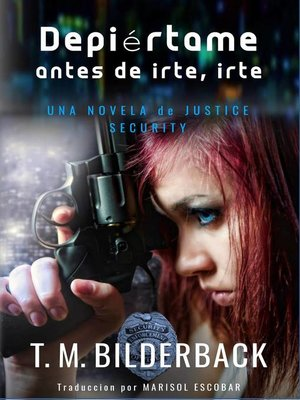 cover image of Depiértame antes de irte, irte....