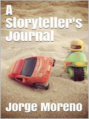 cover image of A Storyteller's Journal