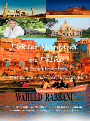cover image of Dokter Margaret in Delhi
