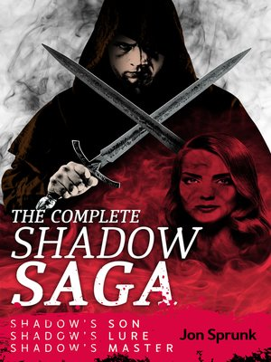 cover image of The Complete Shadow Saga