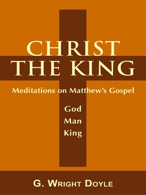 cover image of Christ the King