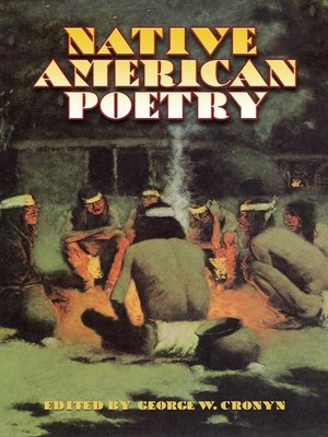 cover image of Native American Poetry
