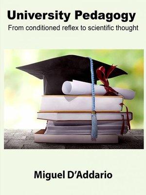 cover image of University Pedagogy