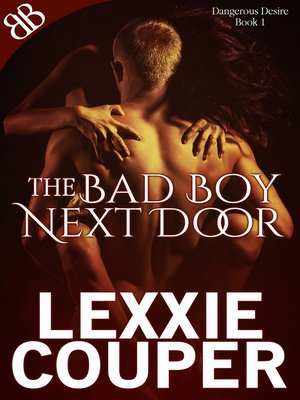 cover image of The Bad Boy Next Door