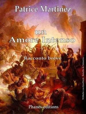 cover image of Un amore intenso