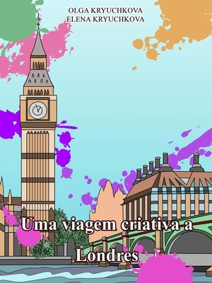 cover image of Uma viagem criativa a Londres