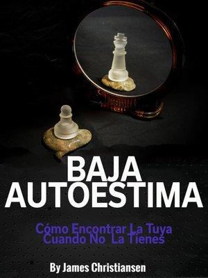 cover image of Baja Autoestima