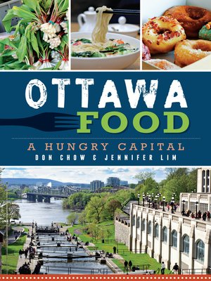 cover image of Ottawa Food