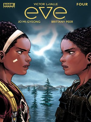 cover image of Eve #4