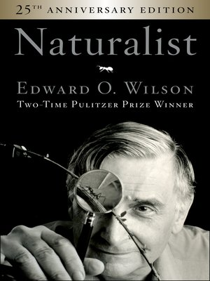 cover image of Naturalist 25th Anniversary Edition