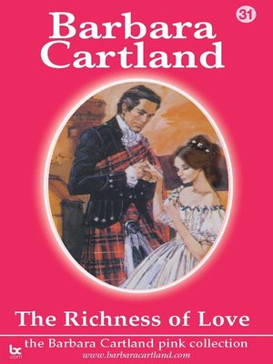 cover image of The Richness of Love