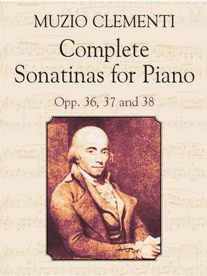 cover image of Complete Sonatinas for Piano