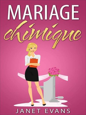 cover image of Mariage chimique