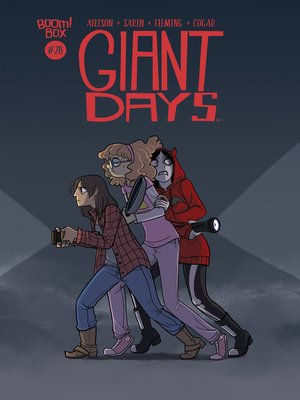 cover image of Giant Days (2015), Issue 28