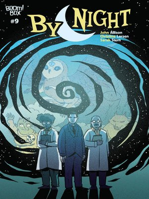 cover image of By Night (2018), Issue 9
