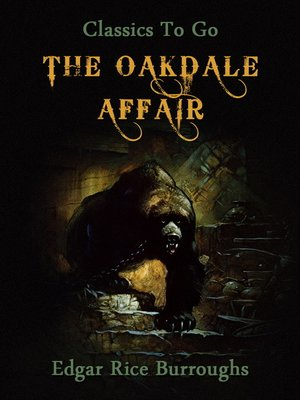cover image of The Oakdale Affair
