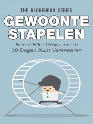 cover image of Gewoonte stapelen
