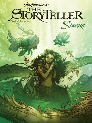 cover image of The Storyteller: Sirens (2019), Issue 1