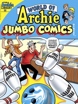 cover image of World of Archie Double Digest #98