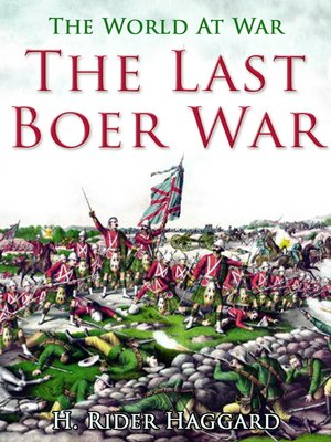 cover image of The Last Boer War