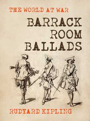 cover image of Barrack Room Ballads