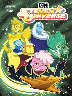 cover image of Steven Universe Ongoing, Issue 28