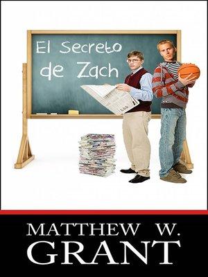 cover image of El Secreto De Zach