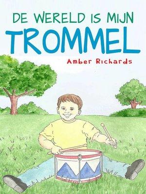 cover image of De wereld is mijn trommel