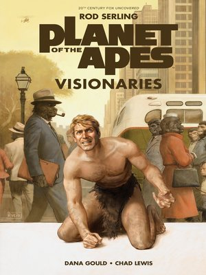 cover image of Planet of the Apes Original Graphic Novel