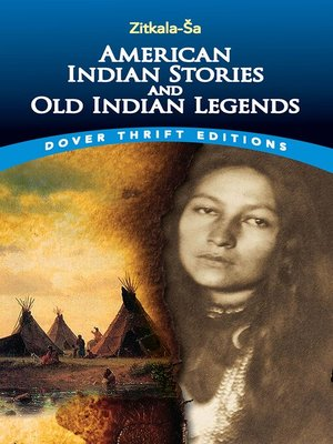 cover image of American Indian Stories and Old Indian Legends