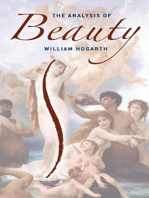 cover image of The Analysis of Beauty