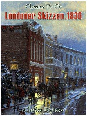 cover image of Londoner Skizzen