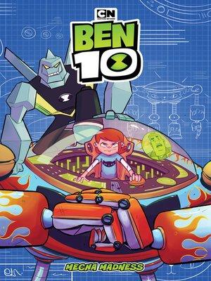 cover image of Ben 10 Original Graphic Novel