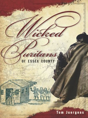 cover image of Wicked Puritans Essex County